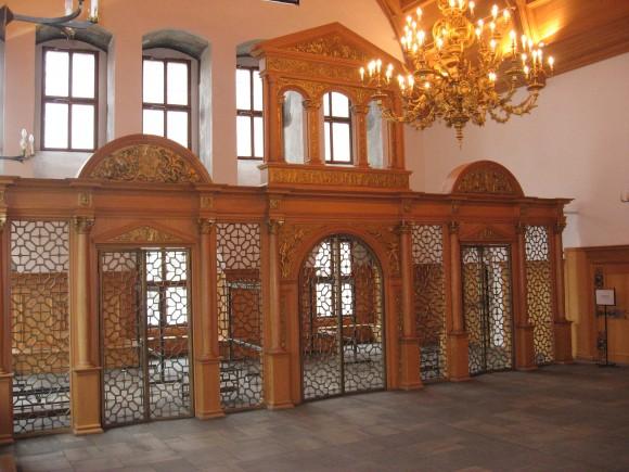 Das Nürnberger Peter-Vischer-Gitter